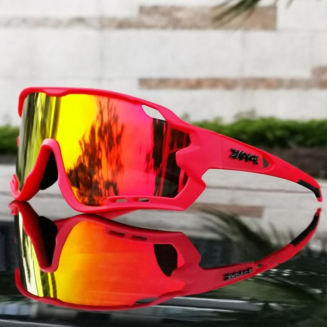 Photochromic ciclismo óculos de pesca estrada mtb bicicleta equitação óculos de desporto gafas descoloração óculos de sol 4