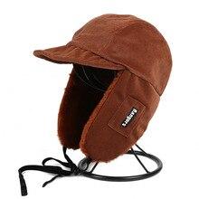 Fibonacci 2019 New Cold Proof Warmth Retention Women Bomber Hats