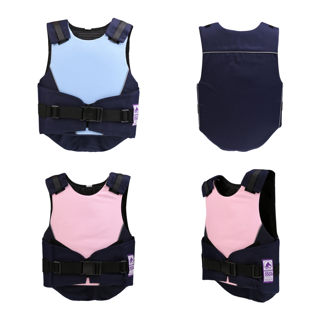 Kids Eventer Vest Horse Riding Protective Vest Adjustable And Flexible Choice Of Size