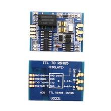 ADUM3201 + B0505XT TTL RS485 izolasyon modülü ADUM5401 485 TTL izole 485 İzolasyon iletişim modülü RS485 modülü