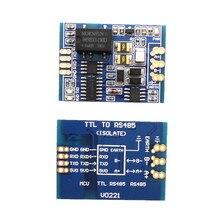 ADUM3201 + B0505XT TTL do RS485 moduł izolacji ADUM5401 485 do TTL na białym tle 485 izolacji moduł komunikacyjny RS485 moduł