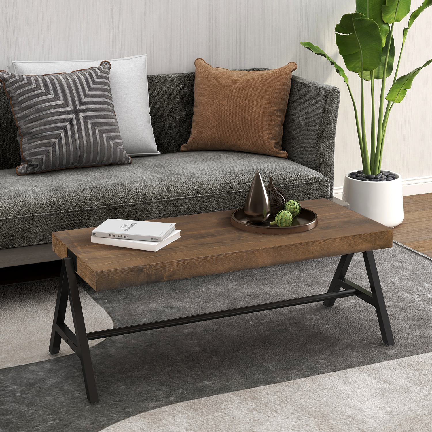 Coffee Table For Living Room Thickened