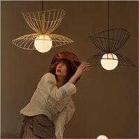 Modern Designer Pendant Lights Art Deco Pendant Lighting For Restaurant Luminaire Creative Light fixture Home Indoor