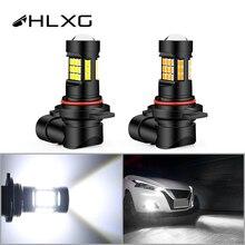 H11 bombilla LED antiniebla para coche, luz de 12V, 36W, 9006 K, 9005 K, HLXG, H8, H9, 6000/HB4, 3000/HB3, amarillo y blanco