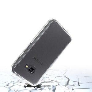 Image 3 - Molle Del Silicone di TPU/PC Per Il Caso di Samsung Galaxy Xcover 4 Fundas Capa Antiurto di Cristallo Trasparente Shell Duro Della Copertura Posteriore per X Della Copertura 4