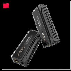 Image 4 - W1 W2 فك خط الأذن DAC أبل أندرويد الهاتف hifi حمى tpyec بدوره 4.4 3.5 ذيل صغير