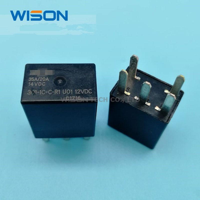 301-1C-C-R1 U01 12VDC