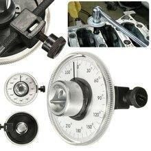Ручной Автомобильный угловой манометр набор инструментов аксессуары части 1/2 дюймов Крутящий момент грузовик