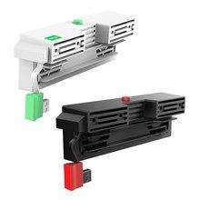 Ventilador de refrigeración alimentado por USB, refrigerador externo para consola Nintendo Switch, 2 ventiladores