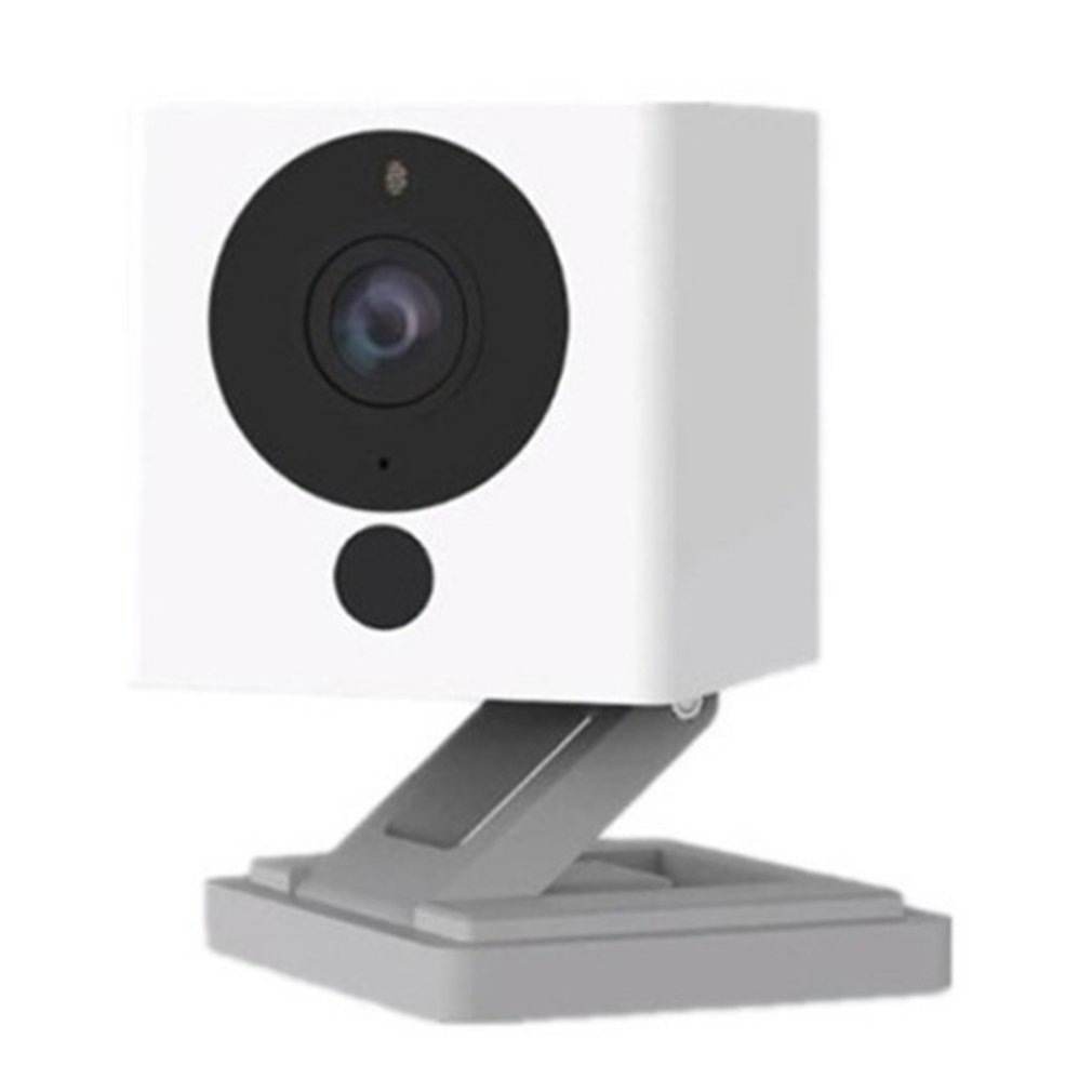 1080P Hd Indoor Wireless Smart Home Camera With Night Vision 2-Way Audio Person Detection Works With Alexa
