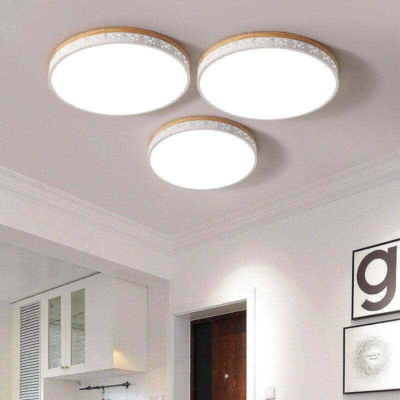 Living Room Lights Minimalist Modern Glorious Post-modern LED Ceiling Lamp Northern European-Style Bedroom Lamp Creative Restaur