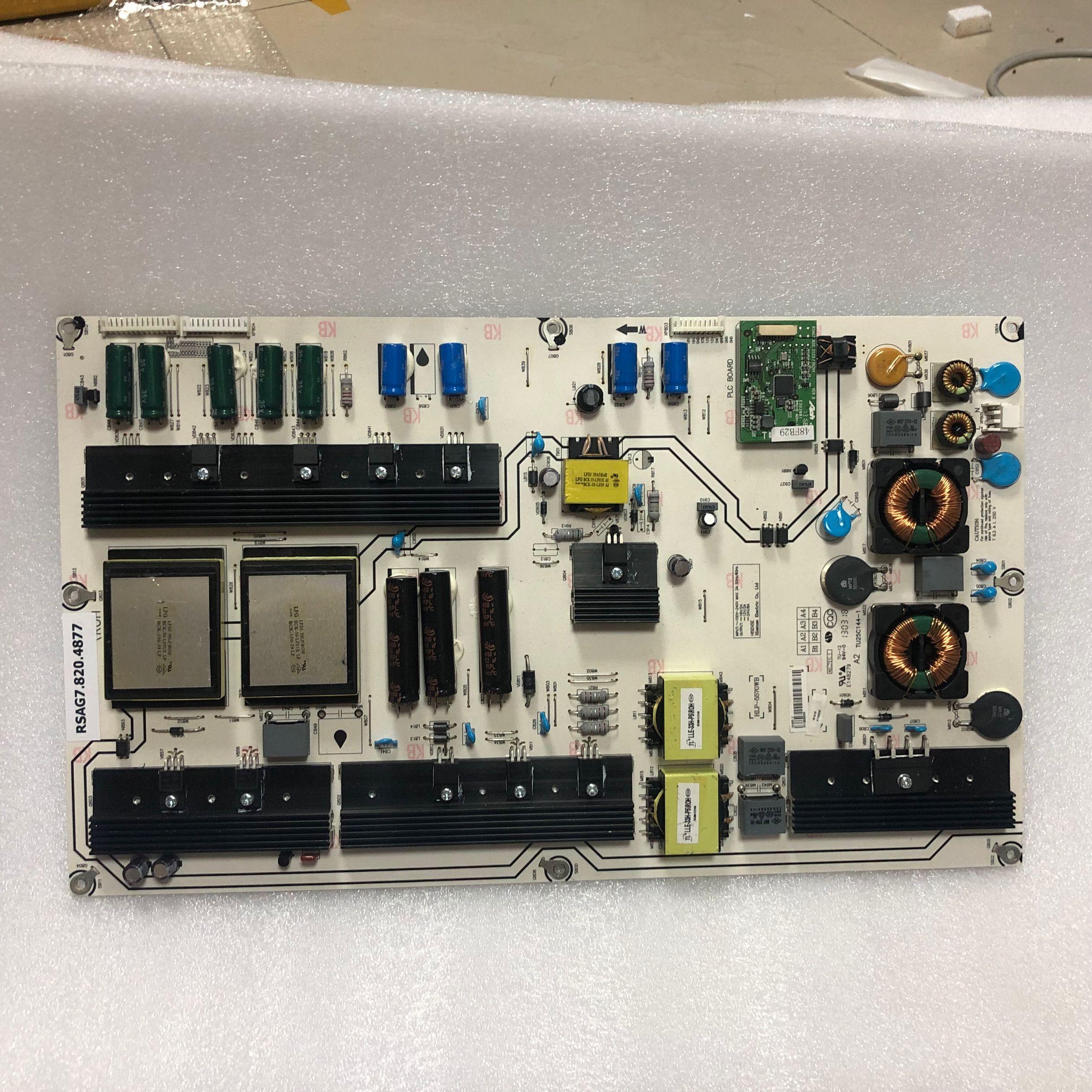 SZYLIJ RSAG7.820.4877 LED65K560J3D RSAG7.820.4877/ROH miejscu w Zasilacze od Elektronika użytkowa na AliExpress - 11.11_Double 11Singles' Day 1