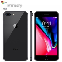 Apple iphone 8 plus 8 plus  smartphone  telefone celular  desbloqueado  64gb/256gb  3gb ram  hexa core celular ios 5.5