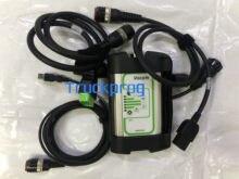 Para volvo VOCOM 88890300 + 2,7 PTT herramienta tecnología para VOLVO Renault/UD/Mack camión excavadora herramienta de escáner de diagnóstico