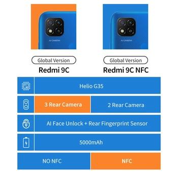 Глобальная версия Xiaomi Redmi 9C 3