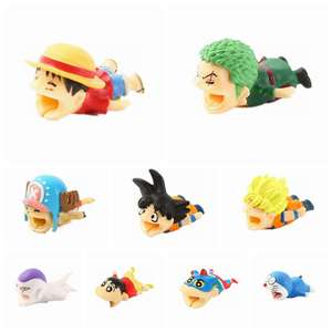 Toys Dragon-Ball-Cable iPhone Anime Chopper Jokes Cable Bites Cool Children Cartoon