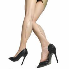 Силиконовые накладки для ног, мягкие самоклеющиеся для кривых или тонких ножек, включая эластичные рукава, стильные аксессуары