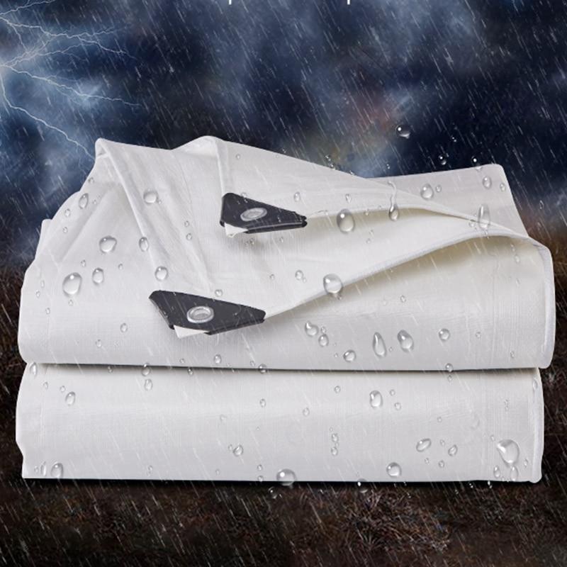 Custom Size 1.45m X 5.2m PE Tarpaulin Rainproof Cloth