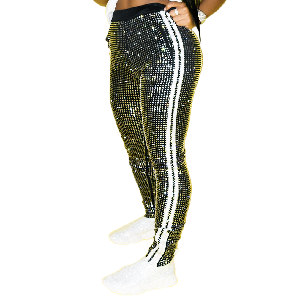 Adogirl Sequins Pants