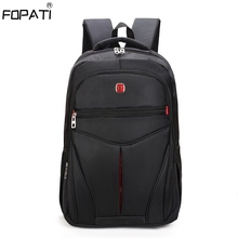 Multifunctional Backpack Men 17.3 Inch Laptop Backpack School Bag