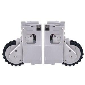 Gorący dla mi Robot Caster koło silnikowe montaż kółka dla Xiao mi mi odkurzacz Robot Robot naprawa części akcesoria