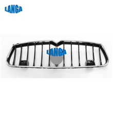 670011097 Fit for Maserati Ghibli Front Bumper Grille 2014   2017 Upper Grille