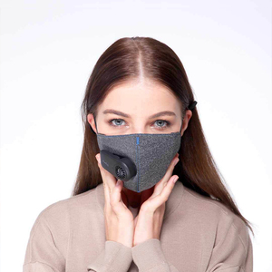 Image 3 - Xiaomi Mijia Purely Anti Pollution Air Mask with Smart PM2.5 550mAh Batteries Rechargeable Filter Three dimensional Structure