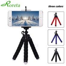 Octopus-Tripod Mini Camera Smartphone Flexible Roreta for Sponge High-Quality