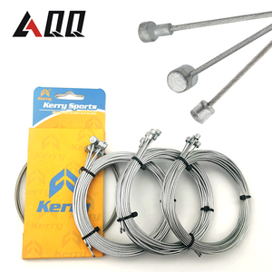 1Pcs MTB Bike Road Bike bmx Bicycle Brake Line Bicycle Speed Line Fixed Gear Shifter Gear Brake Cable Sets Core Inner Wire(China)