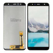 Para Samsung Galaxy J415F LCD Screen Display Toque Digitador Assembléia Para Samsung Galaxy Telefone J4 + Plus J415F Substituição