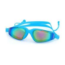 Очки для плавания мужчин женщин и детей защита от ультрафиолета