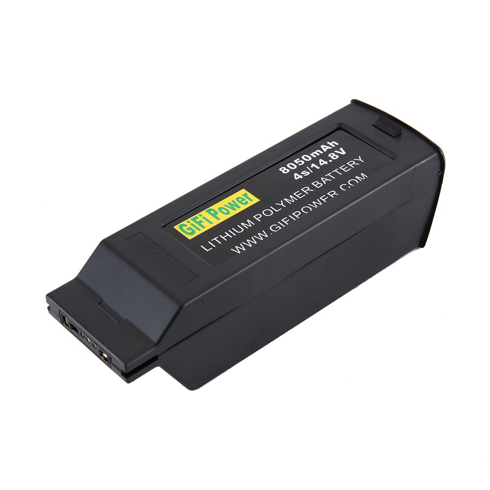 14.8V 8050mAh/<font><b>7000mAh</b></font> Large Capacity Battery <font><b>4S</b></font> Upgraded Replacement <font><b>Lipo</b></font> Battery Drone Battery For Yuneec Typhoon H H480 image