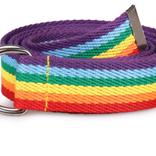 Hot Sale new Trendy rainbow Colors Exquisite Waist Belt for Women Lady