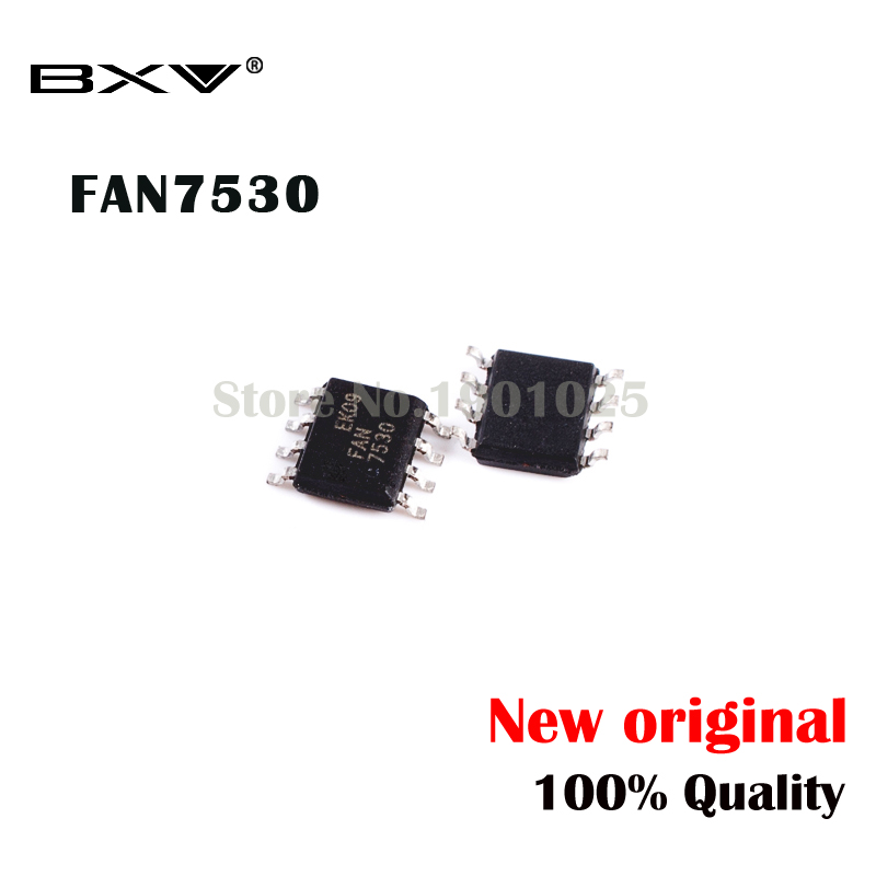 10pcs/lot FAN7530MX SOP-8 FAN7530 SOP SMD New Original