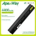 Apexway 4400mAh מחשב נייד סוללה עבור Lenovo IdeaPad S10 S10e S12 S9 S9e סדרת 45K127 51J039 45K1275 45K2177 L08S3B21 L08S6C21