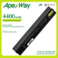 Apexway 4400mAh batterie d'ordinateur portable pour Lenovo IdeaPad S10 S10e S12 S9 S9e Série 45K127 51J039 45K1275 45K2177 L08S3B21 L08S6C21
