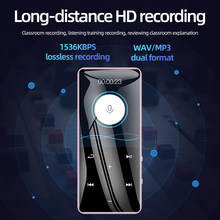 Bluetooth Touch 1.8 Inch Screen MP3 MP4 Player Sport Wireless Lossless HIFI Sound Music Player Built In Speakers FM Radio Video
