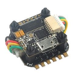 TeenyF4 Pro Flying Tower Integrated OSD Blheli_S 4In1 ESC 1-2S Indoor Brushless Crossing Machine