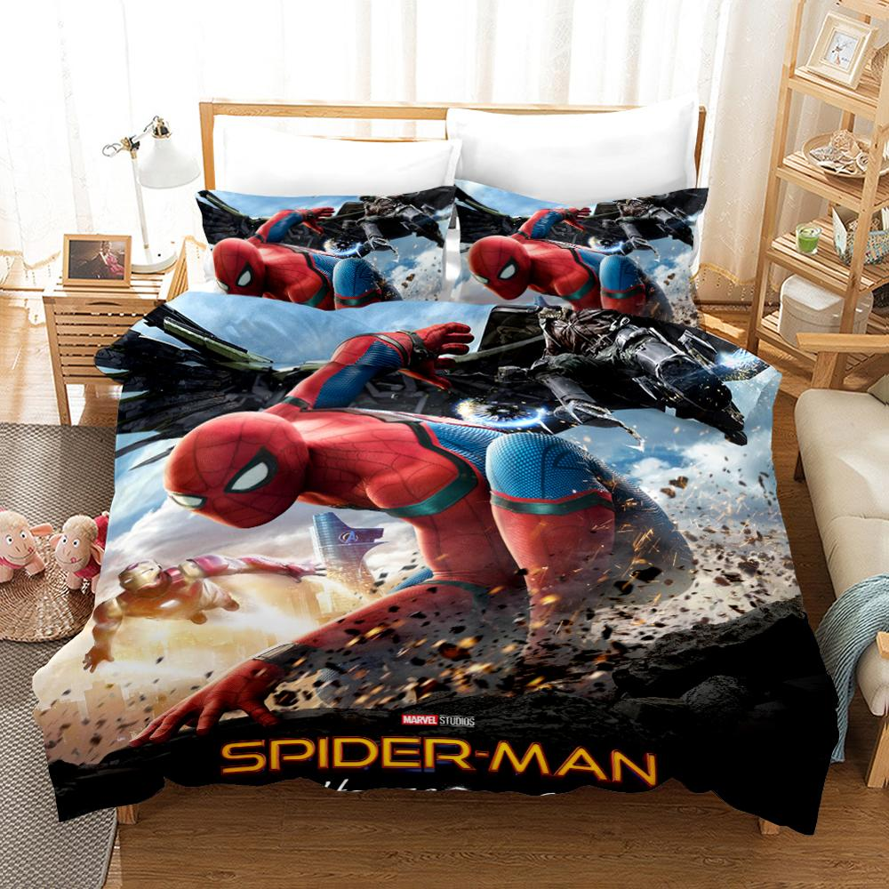 Film Black Panther Duvet//Quilt//Doona cover Pillowcase bedding Student dormitory