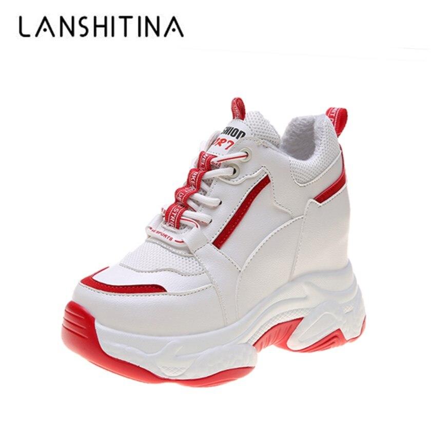 Big Sale #6e43d New Spring Women Platform Casual Shoes