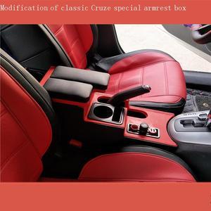 Image 3 - Rangement Lagerung Accoudoir De Voiture Arm Rest Auto Styling Armlehne 2009 2010 2011 2012 2013 2014 2015 FÜR Chevrolet Cruze