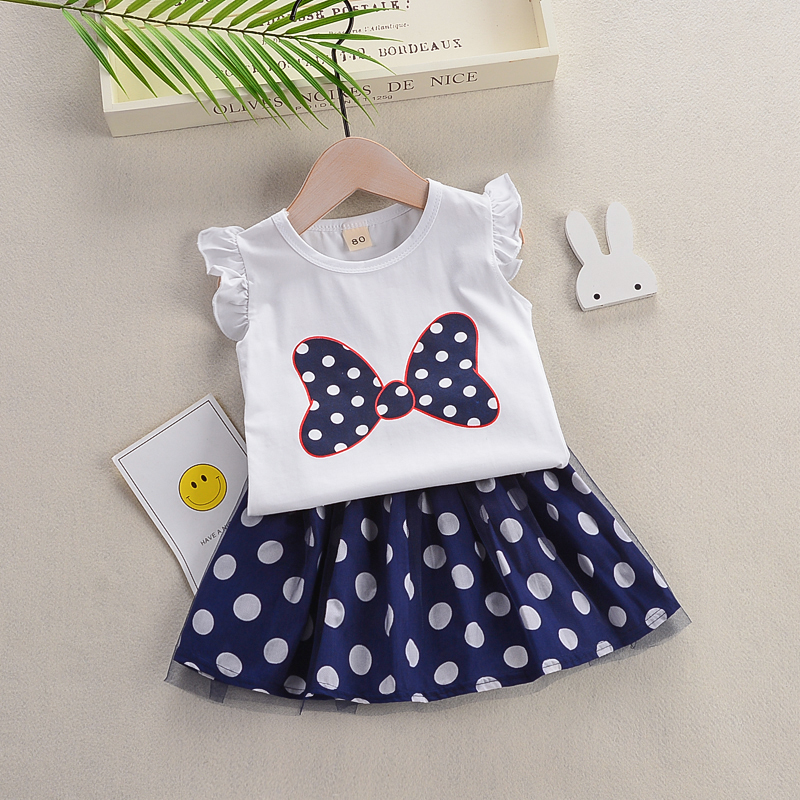 Cute Toddler Clothes | BibiCola  Cute Toddler Girl Clothing Sets Summer Style Sleeveless Little Girls Clothes Set  Dot Shorts Baby Girl Clothing Set