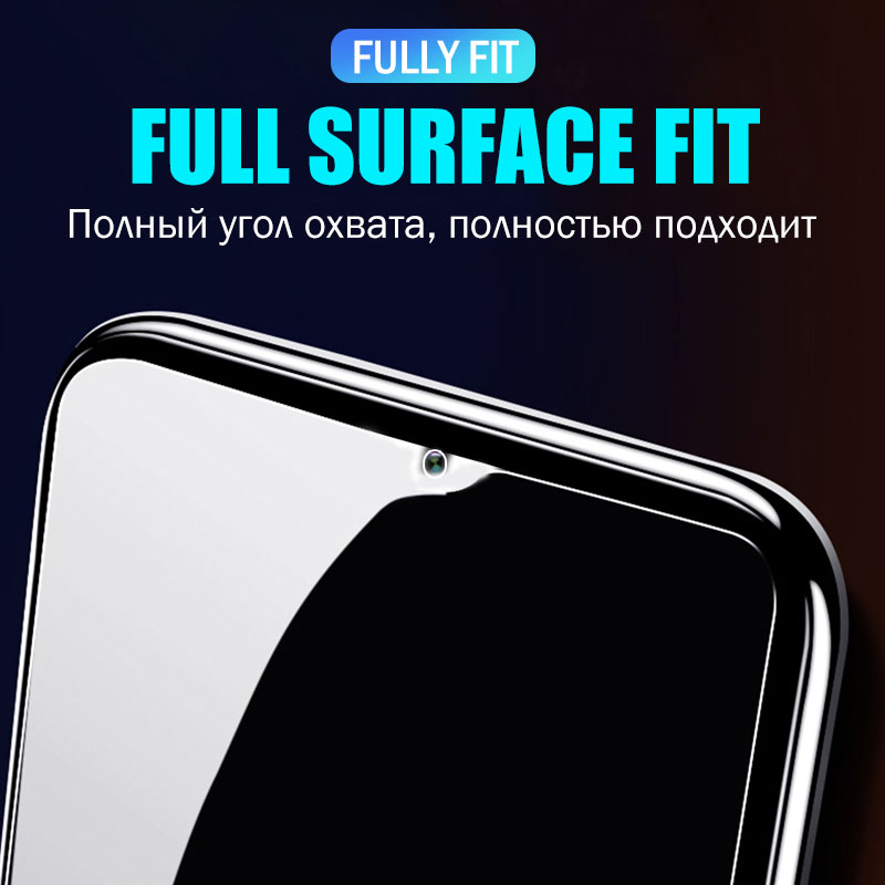 Protective Tempered Glass For Huawei P30 P20 P10 Honor 10 Lite 8X Screen Protector For Huawei Mate 20 Pro Protection Ecran Glass 2