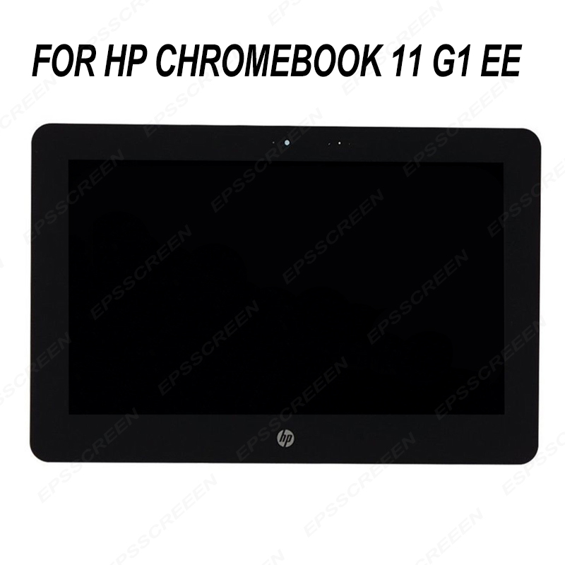replacement 11.6 For HP CHROMEBOOK 11 x360 G1 EE LCD LED Display +Touch Screen Digitizer Assembly panel educational notebook