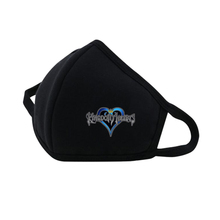 Game anime Kingdom Hearts Mouth Face Mask Dustproof Breathable Protective Cover Masks Reusable Respiratory Care mask