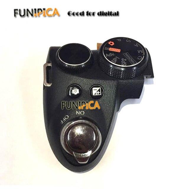 Oryginalna jednostka otwarta HS10 dla fuji HS10 top dla fujifilm hs10 górna pokrywa część naprawcza aparatu darmowa wysyłka