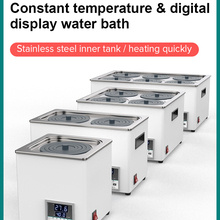 JOANLAB Laboratory Water Bath Constant Temperature LCD Digital Display Lab Equipment