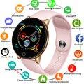 LIGE Новые смарт-часы кровяное давление монитор сердечного ритма фитнес-трекер Смарт-Браслет спортивный Смарт-часы для ios Android + коробка