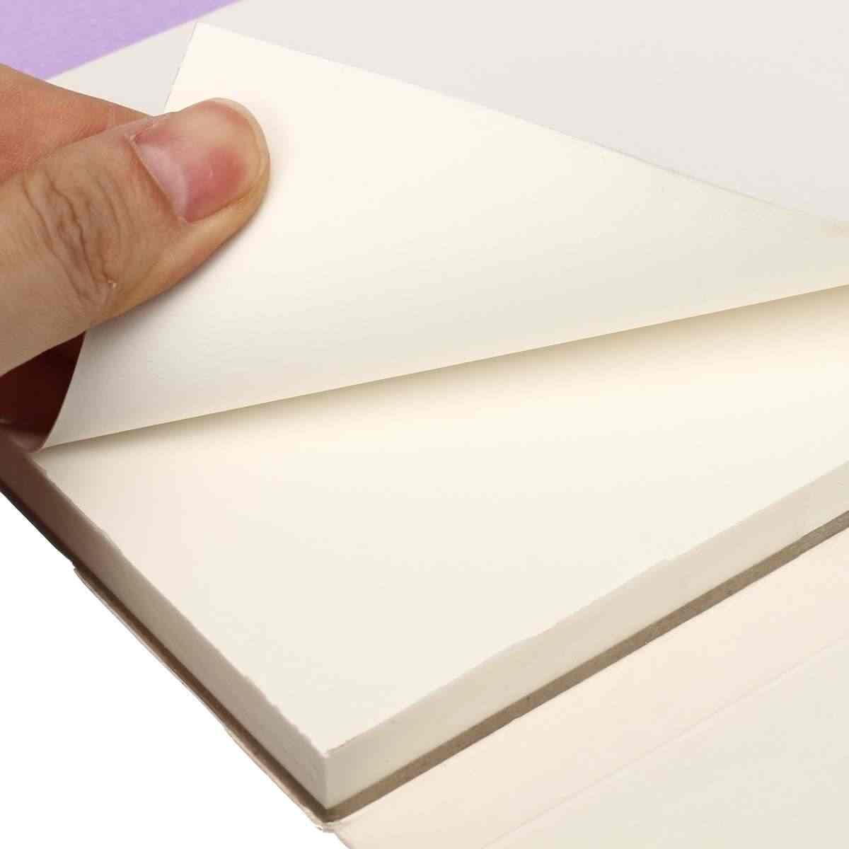 300g 32 K/16 K المهنية المائية ورقة سادة 20 ملاءات اليد رسمت الرسم كتب الفنان طالب رسم إمدادات اللوحة