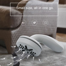 Useful Mini Computer Vacuum USB Keyboard Brush Cleaner Laptop Brush Dust Cleaning Kit Household Cleaning Tool